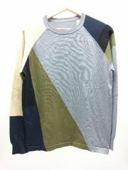 SOPHNET./セーター(薄手)/M/コットン/グレー