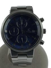 クォーツ腕時計/アナログ/ブルー/0560-H16889