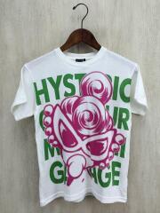 Tシャツ/140cm/コットン/WHT