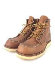 6 inch Moc Toe/875/ブーツ/US7.5/BRW//ワークブーツ   モックトゥ
