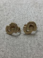CDロゴ/イヤリング/--/GLD
