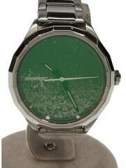 クォーツ腕時計/アナログ/ステンレス/DZ-5538