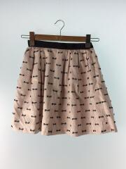 スカート/140cm/ポリエステル/PNK/6401375