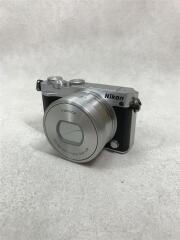 デジタル一眼カメラ Nikon 1 J5 標準パワーズームレンズキット [シルバー]