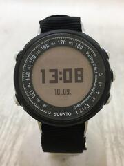 スント/クォーツ腕時計/デジタル/ナイロン/BLK/5175A-12311/T3C