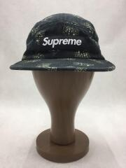 Supreme Shit Camp Cap/--/BLK/17SS