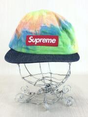 シュプリーム/キャップ/FREE/コットン/2013SS/Tie Dye Camp Cap/タイダイ柄