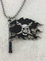 スワロフスキー×ディズニー/Skulls and Swords Flag/パイレーツネックレス