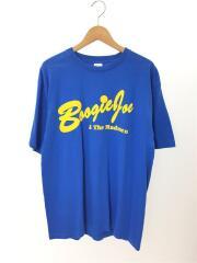 boogie joe& the madmen/バンドTシャツ/XL/コットン/ブルー