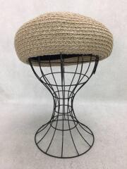 La Maison de Lyllis/ベレー帽/タグ付未使用品/KIZIL BERET
