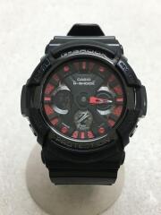 クォーツ腕時計・G-SHOCK/デジアナ/BLK/BLK