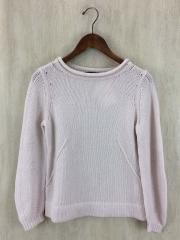 セーター(厚手)/38/ウール/PNK/ピンク/G5N24-211-12