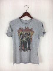 ビューティフルピープル/KIDSプリントTシャツ/150cm/コットン/GRY/1030310506