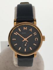 クォーツ腕時計/アナログ/NVY/NVY/MBM1331