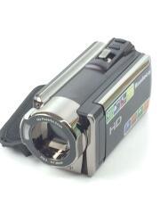 ROSDECA/ビデオカメラ HDV-604S HDD ブラック