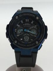 ソーラー腕時計・G-SHOCK/デジアナ/ラバー