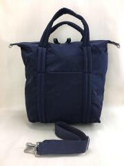 20SS/SHOPPER TOTE BAG/ショッパートートバッグ/NVY/S55WC0059P0054