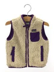 Baby Retro-X Vest/ベビーレトロXベスト/61035FA13/US2/ポリエステル/IVO
