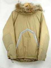 Alaska Parka Pullover/38/ポリエステル/BEG/450-512-51/アラスカパーカ