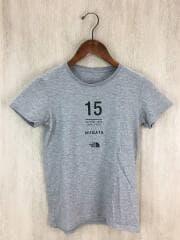 Tシャツ/S/コットン/グレー/カットソー/
