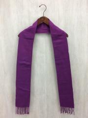 ストール/--/PUP/無地/ユニセックス/紫