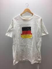 Tシャツ/01182164/2018年モデル/XL/コットン/WHT/ホワイト/白/プリント