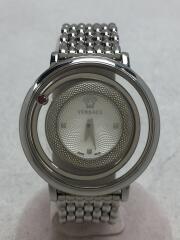 クォーツ腕時計/VFH010013/アナログ/SLV/SLV/シルバー