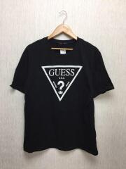 Tシャツ/MG2K8434J/LL/コットン/BLK/ブラック/黒/プリント