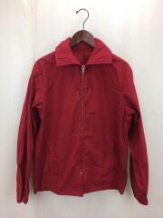 ジャケット/L/コットン/RED/レッド/赤/ジップ/SOPH-140079/