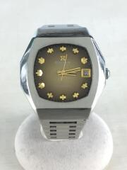 70S/silverhorn/手巻腕時計/アナログ/ステンレス/シルバー/ゴールド/ヴィンテージ
