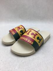 DAPPER DAN/ダッパーダン/シャワーサンダル/UK9/マルチカラー/シェリーライン/ロゴ/靴