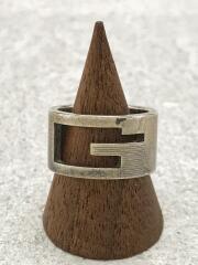 ブランデッドGリング/SV925/17号/シルバー/銀/指輪/ジュエリー