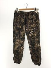 18AW/Zipped Sweat Pants/ジップドスウェットパンツ/ボトム/S/カモフラ/DI802