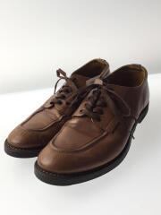 1930s SPORT OXFORD/8071/ドレスシューズ/26.5cm/ブラウン/レザー/USA製/