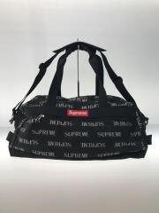 16AW/3M/Reflective Repeat Duffle Bag/ボストンバッグ/ナイロン/ブラック