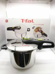 T-fal ティファール/圧力鍋/容量:6L/SLV