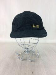 Camp Cap/キャンプキャップ/コットン/ブラック/黒