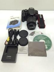 EOS Kiss X6i/一眼レフデジタルカメラ/約1800万画素/EF-S18-55mm