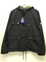 ナイロンジャケット/L/ナイロン/ブラック/黒/C1050G