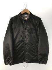 ジャケット/L/ポリエステル/ブラック/C8-E603