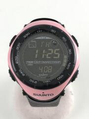 VECTOR/クォーツ腕時計/デジタル/--/ブラック