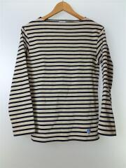 長袖Tシャツ/3/コットン