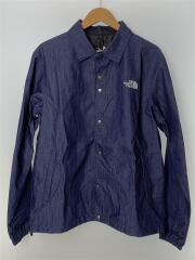 20SS/GTX Denim Coach Jacket/デニムコーチジャケット/XL/ナイロン/NP12042