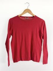 20モデル/03-0101710/Cotton Prince Luri/セーター(薄手)/38/コットン/RED