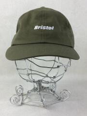 キャップ/FREE/コットン/GRN/AUTHENTIC LOGO CAP