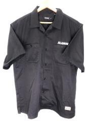 20SS/半袖シャツ/XL/コットン/BLK/01201403/OG WORK SHIRT