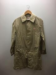 16S-WS-001/ステンカラーコート/36/ナイロン/BEG/無地