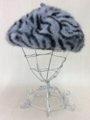 ベレー帽/--/ファー/SLV/アニマル/アーバンリサーチ