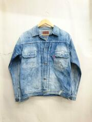 11ss/RED LINE/Vintage Washed Denim Jacket/2ndTYPE/Gジャン/M