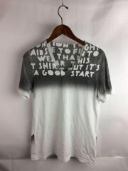 14SS/エイズT/メゾンマルジェラ/Tシャツ/S/コットン/ホワイト/S30GC9987